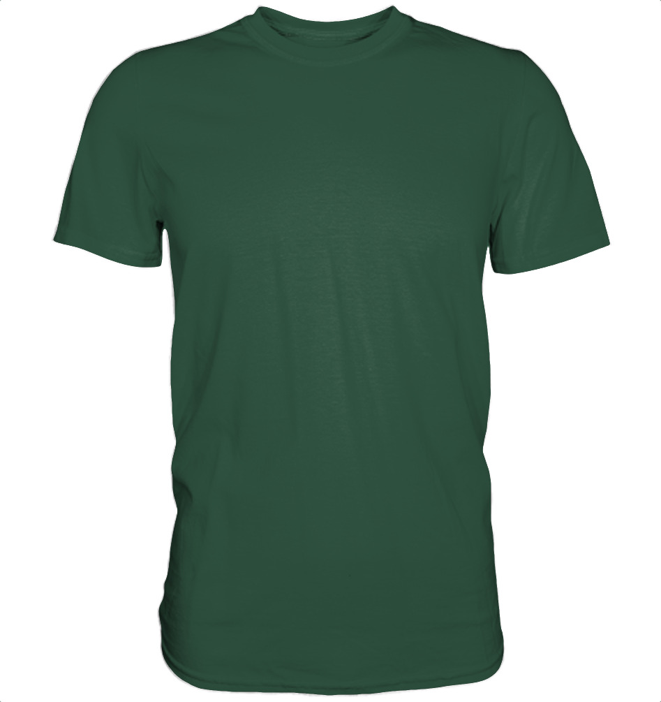owl4one-product-TShirt Organic Men, 235|331|Bottle_Green, front