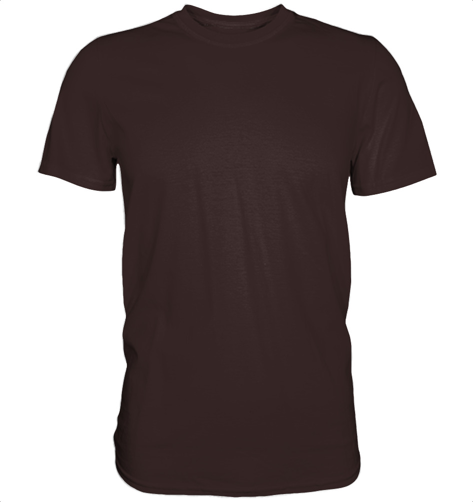 owl4one-product-TShirt Organic Men, 235|764|Deep_Chocolate, front