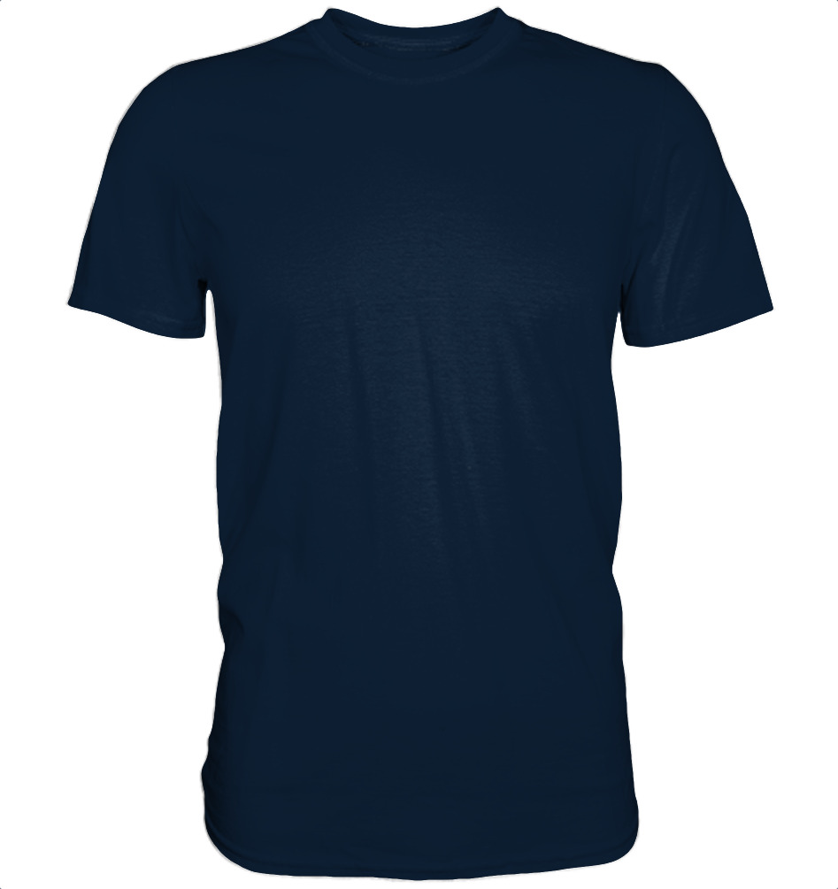 owl4one-product-TShirt Organic Men, 235|327|French_Navy, front