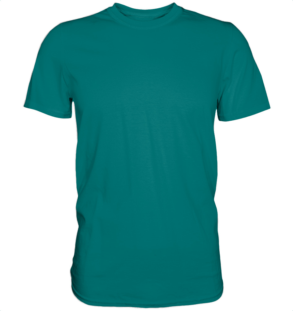 owl4one-product-TShirt Organic Men, 235|366|Ocean_Depth, front