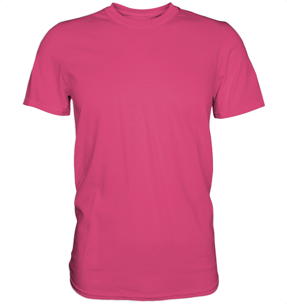 owl4one-product-TShirt Organic Men, 235|725|Pink_Punch, front