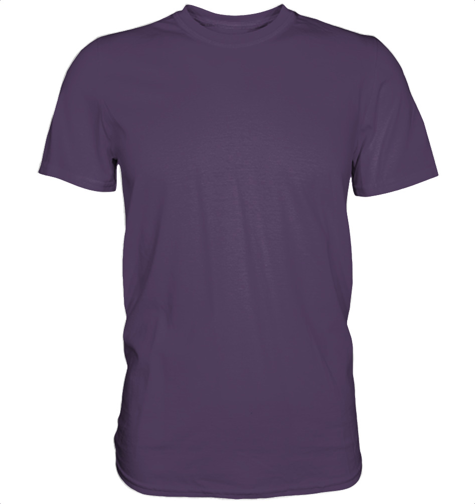 owl4one-product-TShirt Organic Men, 235|339|Plum, front