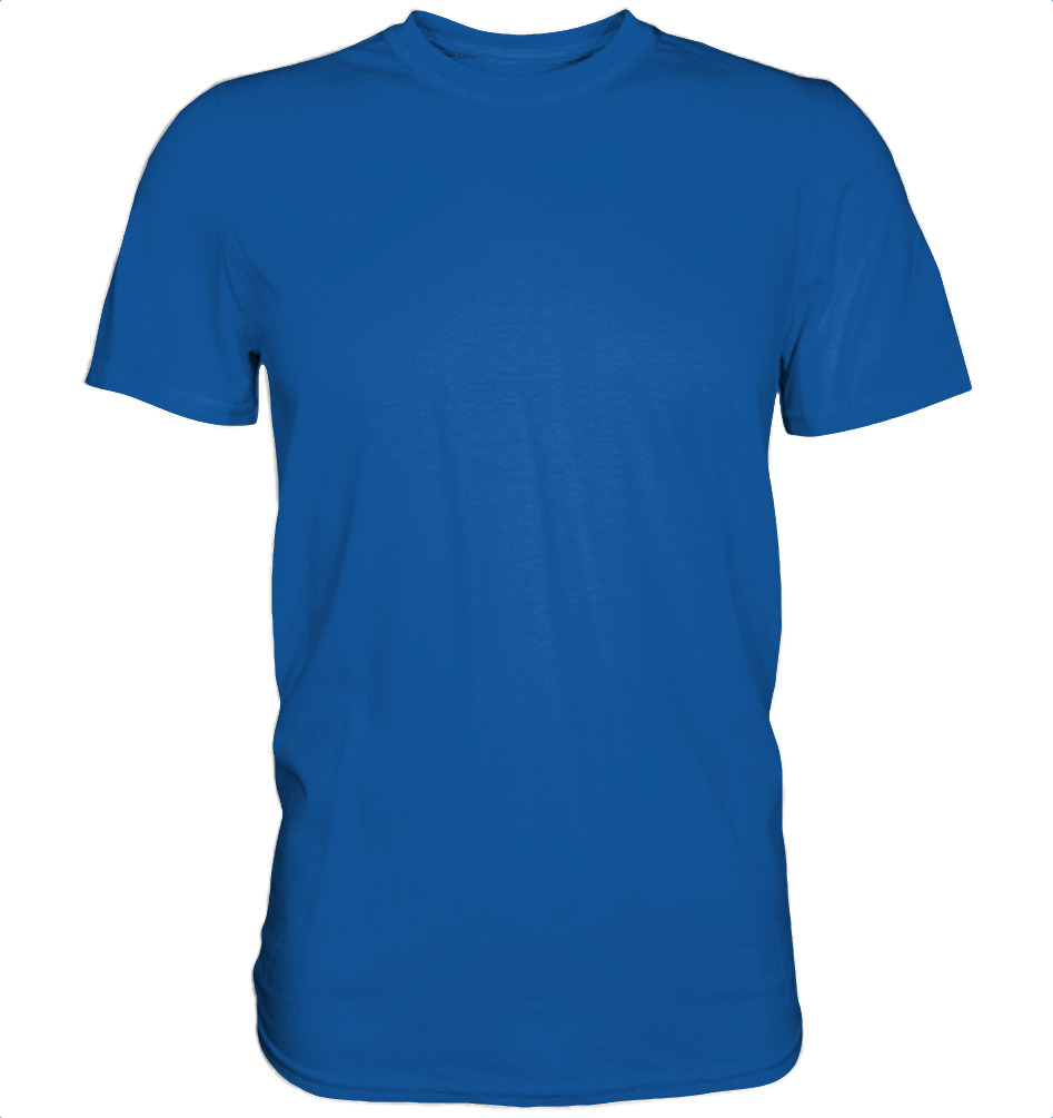 owl4one-product-TShirt Organic Men, 235|335|Royal_Blue, front