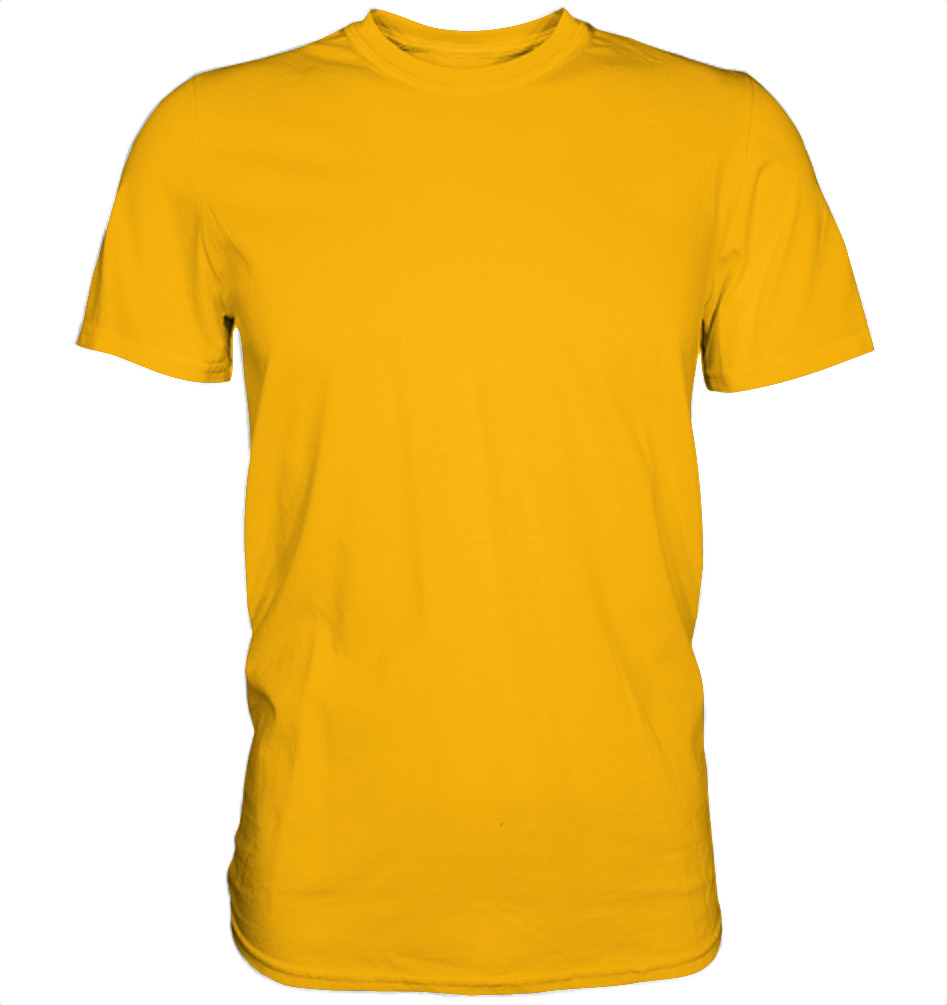 owl4one-product-TShirt Organic Men, 235|330|Spectra_Yellow, front