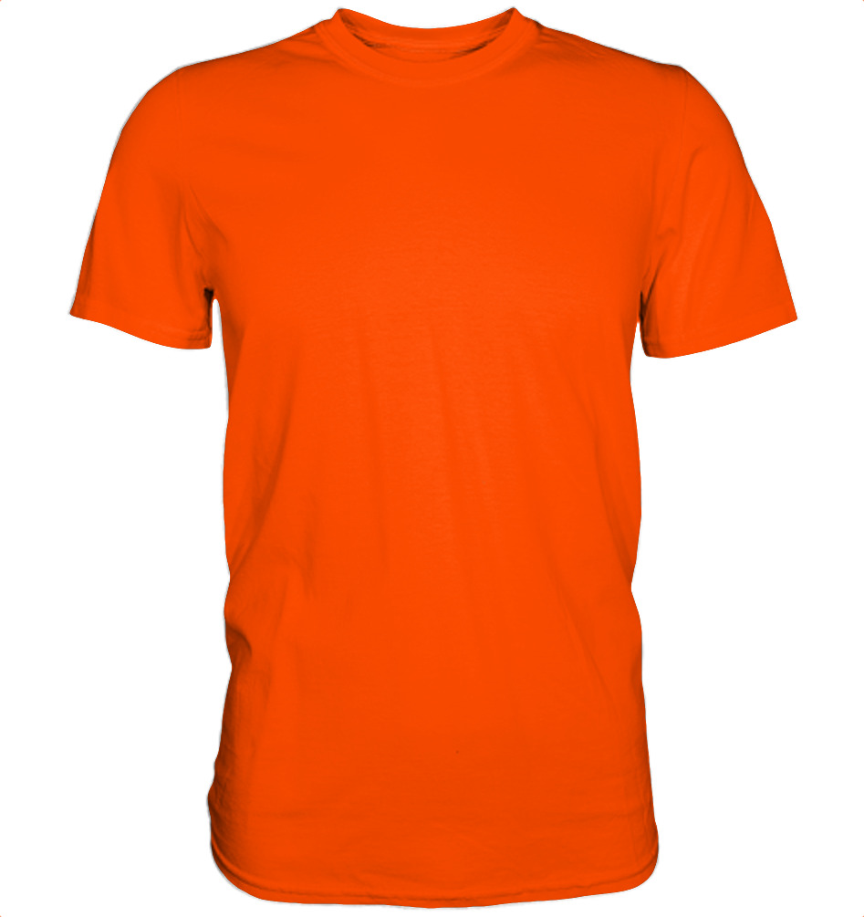 owl4one-product-TShirt Premium, 380|186|Orange, front